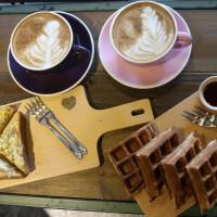 新北市美食 餐廳 咖啡、茶 帕卡遜 percussion caf'e 照片