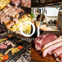 台北市美食 餐廳 異國料理 韓式料理 韓肉舖 照片
