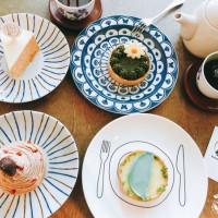 台中市美食 餐廳 飲料、甜品 夫妻臉 照片