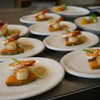 高雄市美食 餐廳 餐廳燒烤 鐵板燒 母堂鐵板料理 MU X Teppanyaki 照片