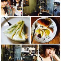 新竹縣美食 餐廳 咖啡、茶 咖啡館 巴黎艷后AKA café bar  咖啡藝術館 照片