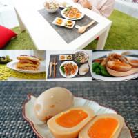 嘉義縣美食 餐廳 中式料理 小吃 候媽媽蛋蛋的幸福美味溏心蛋 照片