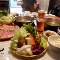 台南市美食 餐廳 火鍋 火鍋其他 毛房 蔥柚鍋 照片