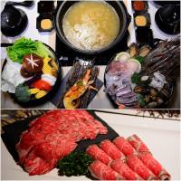 台中市美食 餐廳 火鍋 春花秋實 海鮮和牛鍋物 照片