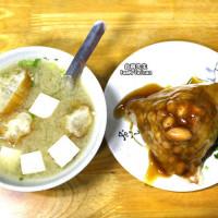 台南市美食 餐廳 中式料理 小吃 明和菜粽 照片