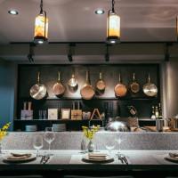 台北市美食 餐廳 餐廳燒烤 鐵板燒 TOP FIRE Restaurant 照片
