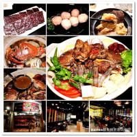 台北市美食 餐廳 火鍋 羊肉爐 台省製燒海鮮羊肉爐 照片