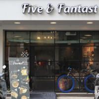 台北市美食 餐廳 咖啡、茶 咖啡、茶其他 F&F 手作餐點/咖啡 / Five & Fantast. 照片