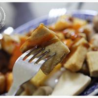 高雄市美食 餐廳 中式料理 小吃 口福黑輪 照片