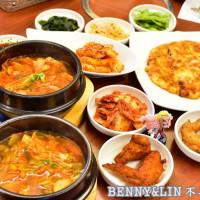 台中市美食 餐廳 異國料理 韓式料理 臻韓饌  韓國料理專門店 照片