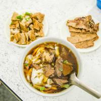台北市美食 餐廳 中式料理 台菜 真正黃牛肉麵 照片