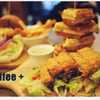 新北市美食 餐廳 速食 早餐速食店 Coffee Plus 咖啡家 土城學士店 照片
