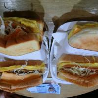 台北市美食 餐廳 咖啡、茶 松山車站韓國第一品牌吐司ISAAC 照片