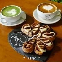 新竹市美食 餐廳 咖啡、茶 咖啡館 鹿點咖啡 新竹日光店 照片