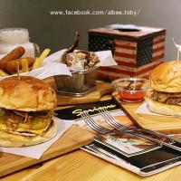 台南市美食 餐廳 異國料理 美式料理 Serious Cafe 西瑞司美式手工漢堡&Pasta 照片