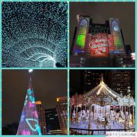 新北市休閒旅遊 景點 觀光商圈市集 新北耶誕城 照片