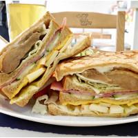 【台中.南屯】日安。森活 Brunch Café 輕食。恍如置身農莊享用天然發酵手工麵包,漫活寧靜的片刻!
