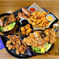 高雄市美食 餐廳 速食 漢堡、炸雞速食店 炸去啃 左營新光三越 照片