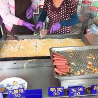 高雄市美食 餐廳 速食 早餐速食店 溢香溱古早味蛋餅 照片