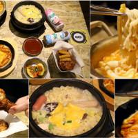 台南市美食 餐廳 異國料理 韓式料理 韓鍋人 崇善店 照片