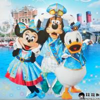 台北市休閒旅遊 景點 景點其他 迪士尼海洋15週年慶立牌 照片