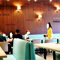 饅頭弟在莫凡彼咖啡館 Mövenpick Café (桃園華泰店) pic_id=3733364
