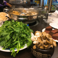 Hsu Hsiao Ching在阿忠羊肉店 pic_id=3062311