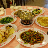 新竹縣美食 餐廳 中式料理 客家菜 福勝樓客家小館 照片