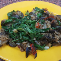 新竹市美食 餐廳 中式料理 熱炒、快炒 螺肉蔡小吃店 照片