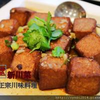 新北市美食 餐廳 中式料理 川菜 紅堂新川菜 照片