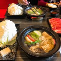 桃園市美食 餐廳 火鍋 沙茶、石頭火鍋 楊記石頭迷你鍋物 照片