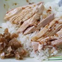 嘉義市美食 餐廳 中式料理 小吃 阿明火雞肉飯 照片