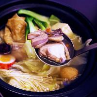 台中市美食 餐廳 異國料理 ]椰沁椰子雞鍋物 照片