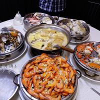 高雄市美食 餐廳 火鍋 沙茶、石頭火鍋 双月牌沙茶爐(成功店) 照片