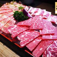 台中市美食 餐廳 餐廳燒烤 燒肉 市太郎燒肉市場 照片