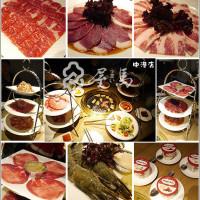 台中市美食 餐廳 餐廳燒烤 屋馬燒肉町(中港店) 照片
