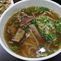 桃園市美食 餐廳 中式料理 麵食點心 梁家牛肉麵 照片
