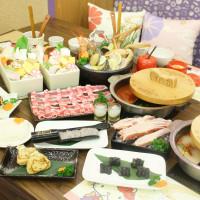 台北市美食 餐廳 火鍋 涮涮鍋 Hello Kitty Shabushabu 照片