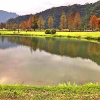 宜蘭縣休閒旅遊 景點 公園 蜊埤湖 照片