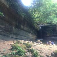 新北市休閒旅遊 景點 景點其他 望古瀑布 照片
