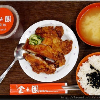 台中市美食 餐廳 中式料理 台菜 范記金之園草袋飯(成功路店) 照片