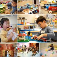 新北市休閒旅遊 景點 遊樂場 童遊城堡館 照片