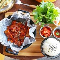 台北市美食 餐廳 異國料理 韓式料理 GiliGili KOREA Bbq&rice韓國釜山餐酒館 照片