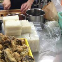 新竹市美食 攤販 台式小吃 林記炸粿 照片