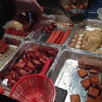 桃園市美食 攤販 攤販燒烤 品都港式碳烤-中原夜市 照片