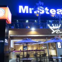 台中市美食 餐廳 異國料理 美式料理 史堤克先生潭子店 照片