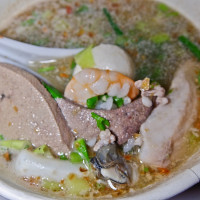 台北市美食 餐廳 中式料理 熱炒、快炒 阿富海產粥 照片