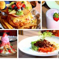 高雄市美食 餐廳 異國料理 Aqua Kiss水吻3.0高雄美術館店 照片