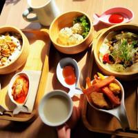 台南市美食 餐廳 速食 早餐速食店 日十。早午食 照片