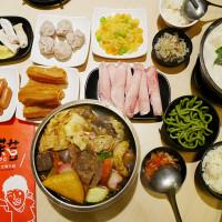 高雄市美食 餐廳 火鍋 涮涮鍋 茉荳獨享鍋 照片